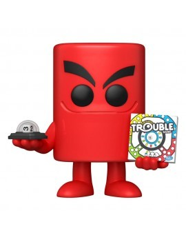 Retro Toys POP! Vinyl Figure Trouble Board 9 cm