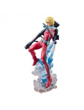 Mobile Suit Gundam GGG Statue Char Aznable 25 cm