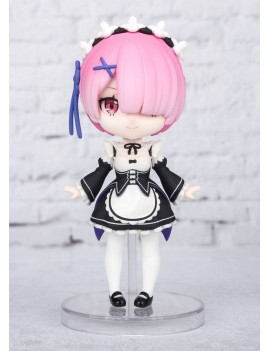 Re:Zero - Starting Life in Another World 2nd Season Figuarts mini Action Figure Ram 9 cm