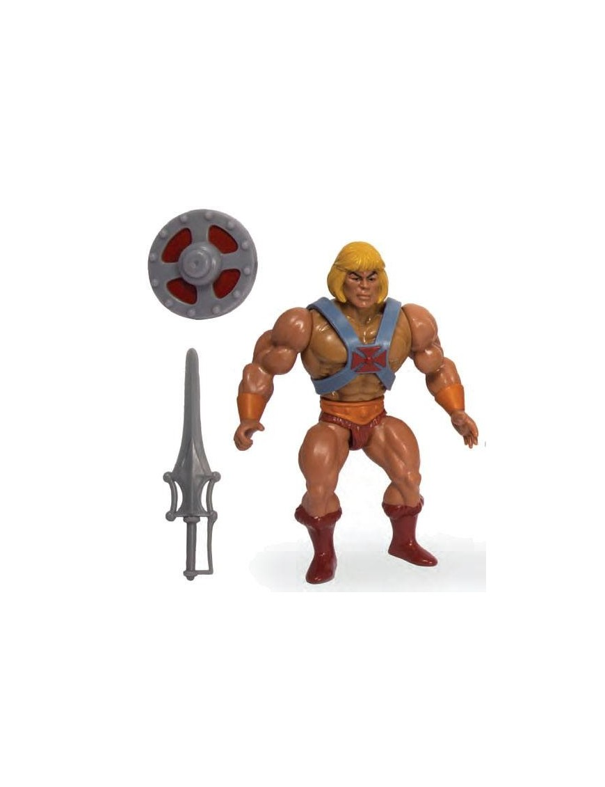 MASTERS of the UNIVERSE VINTAGE COLLECTION WAVE 1 HE-MAN 14 cm Action Figures