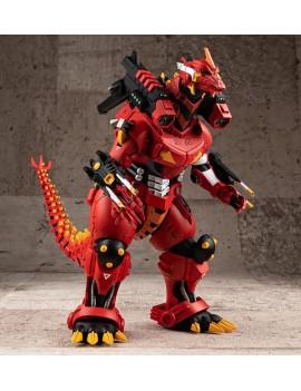 Godzilla vs Evangelion Plastic Model Kit Type-3 Kiryu Kai EVA Unit-02 Color Ver. 24 cm