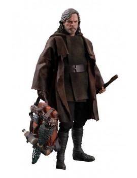 Star Wars Episode VIII Movie Masterpiece Action Figure 1/6 Luke Skywalker Deluxe Version 29 cm