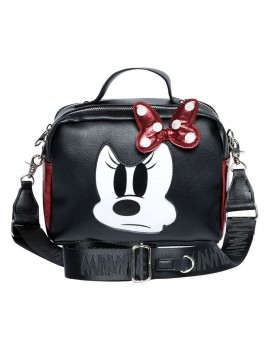 Disney Cake Shoulder Bag Minnie Mouse Angry Face