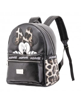 Disney Fashion Backpack Minnie Mouse Classic Face
