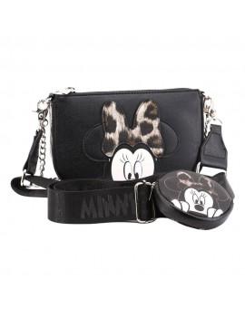 Disney IHoney Shoulder Bag &  Cookie Mini Purse Minnie Mouse Classic