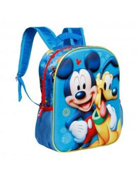 Disney Kids Backpack Mickey & Pluto