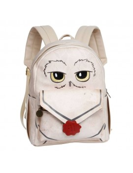 Harry Potter Fashion Backpack Letter Ivory
