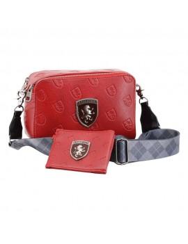 Harry Potter IBiscuit Shoulder Bag & Card Holder / Mini Purse Gryffindor