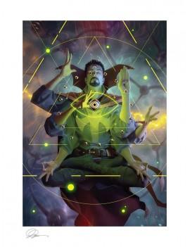 Marvel Art Print Doctor Strange by Alex Garner 46 x 61 cm - unframed