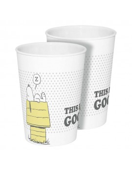 Peanuts Cup Good Day 2-Pack