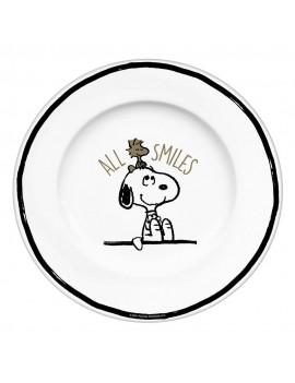 Peanuts Plate All Smiles