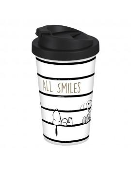 Peanuts Travel Mug All Smiles