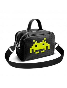 Space Invaders Cake Shoulder Bag Alien