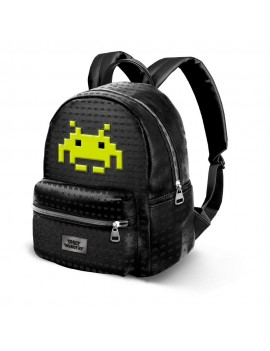 Space Invaders Fashion Backpack Alien