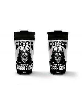 Star Wars Travel Mug I Like My Coffee On The Dark Side