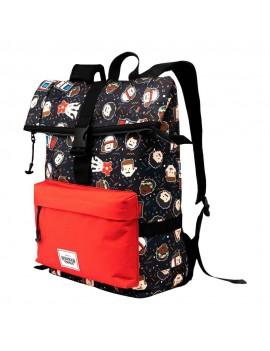 Stranger Things Backpack 8 Bits