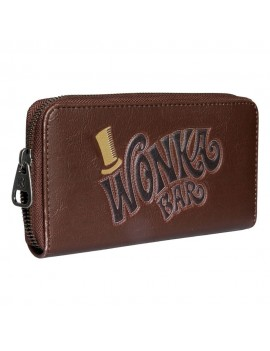 Willy Wonka and the Chocolate Factory Essential Wallet Wonka Bar