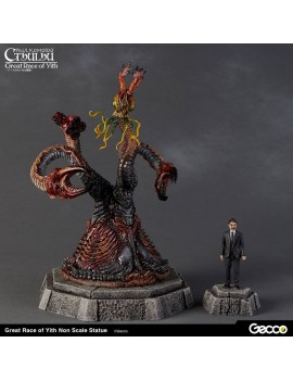 H.P. Lovecraft Cthulhu Mythos Statue Great Race of Yith 23 cm