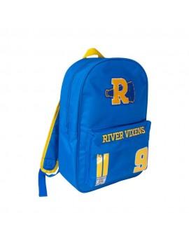 Riverdale Core Backpack River Vixens (Flocked Logo)