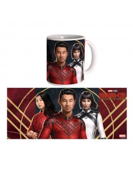 Shang-Chi and the Legend of the Ten Rings Mug Trio