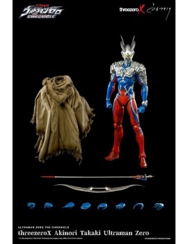 Ultraman Zero: The Chronicle Action Figure 1/6 Ultraman Zero by Akinori Takaki 35 cm