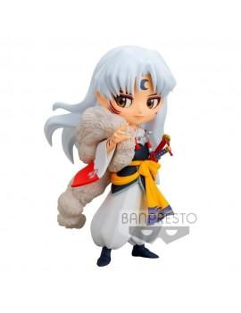 InuYasha Q Posket Mini Figure Sesshomaru Ver. A 14 cm