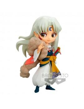 InuYasha Q Posket Mini Figure Sesshomaru Ver. B 14 cm