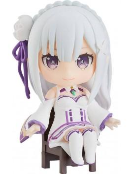 Re:Zero Starting Life in Another World Nendoroid Swacchao! Figure Emilia 9 cm