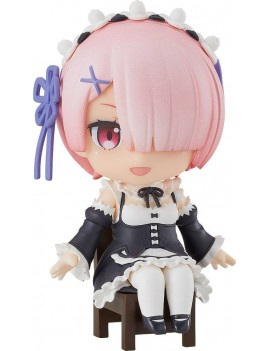 Re:Zero Starting Life in Another World Nendoroid Swacchao! Figure Ram 9 cm