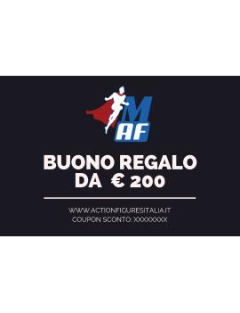 Buono Regalo Gift Voucher da 200 Euro