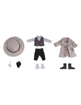 Love & Producer Parts for Nendoroid Doll Figures Outfit Set Bai Qi: Min Guo Ver.
