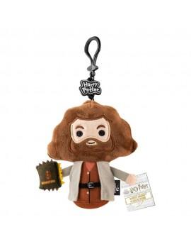 Harry Potter Plush Keychain Hagrid 8 cm