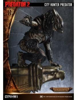 Predator 2 3D Wall Arts City Hunter Predator & City Hunter Predator Exclusive 79 cm Assortment (3)