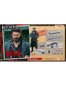 The Boys My Favourite Movie Action Figure 1/6 Billy Butcher (Deluxe Version) 30 cm