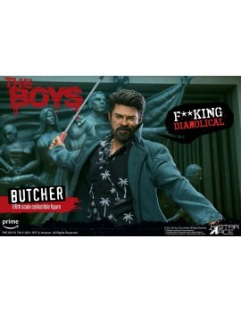 The Boys My Favourite Movie Action Figure 1/6 Billy Butcher (Normal Version) 30 cm