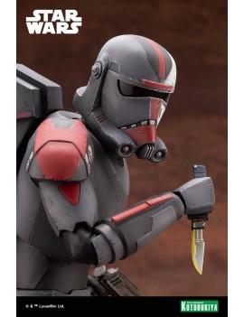 Star Wars The Bad Batch ARTFX PVC Statue 1/7 Hunter 25 cm