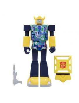Transformers Super Cyborg Action Figure Bumblebee (Full Color) 28 cm