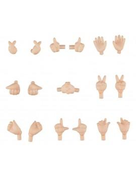 Original Character Parts for Nendoroid Doll Figures Hand Parts Set 02 (Almond Milk)