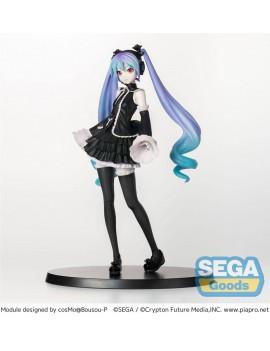 Hatsune Miku Project DIVA Arcade Future Tone SPM Statue Infinity 24 cm