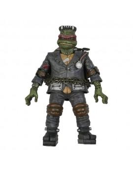Universal Monsters x TMNT Action Figure Ultimate Raphael as Frankenstein's Monster 18 cm