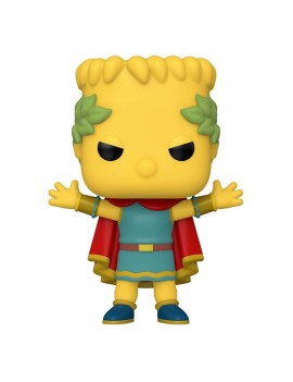 The Simpsons POP! Animation Vinyl Figure Bartigula 9 cm