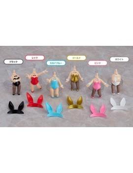 Nendoroid More 6-pack Decorative Parts for Nendoroid Figures Dress-Up Bunny