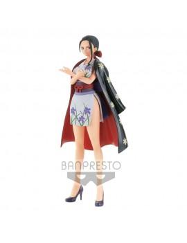 One Piece DXF Grandline Lady PVC Statue Wanokuni Nico Robin 17 cm