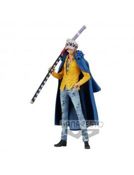 One Piece DXF Grandline Men PVC Statue Wanokuni Trafalgar Law 17 cm