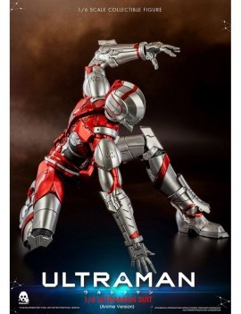 Ultraman Action Figure 1/6 Ultraman Suit Anime Version 31 cm