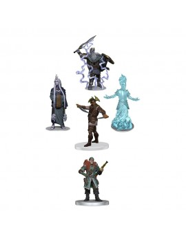 D&D Icons of the Realms pre-painted Miniatures Storm King's Thunder: Box 1