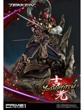 Tekken Statue 1/4 Yoshimitsu 70 cm