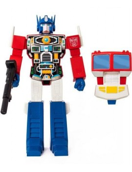 Transformers Action Figure Super Cyborg Optimus Prime (G1) 36 cm
