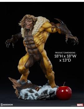 Marvel Premium Format Statue Sabretooth 46 cm