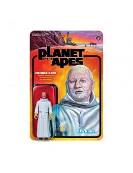 Planet of the Apes ReAction Action Figure Mendez XXVI 10 cm